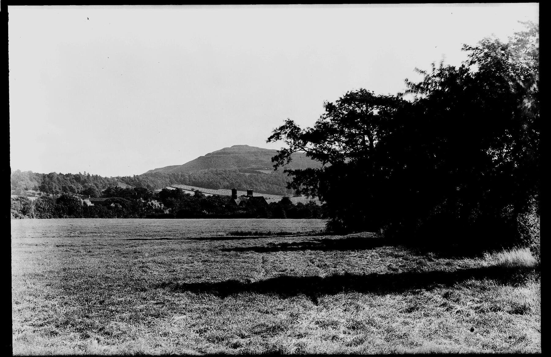 Alfred Watkins' photo of Colwall Landscape