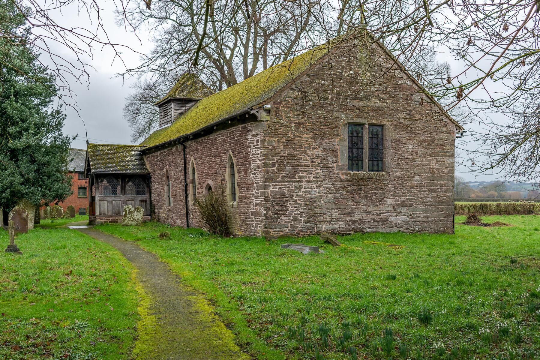 ST MARY MAGDALENE'S CHURCH