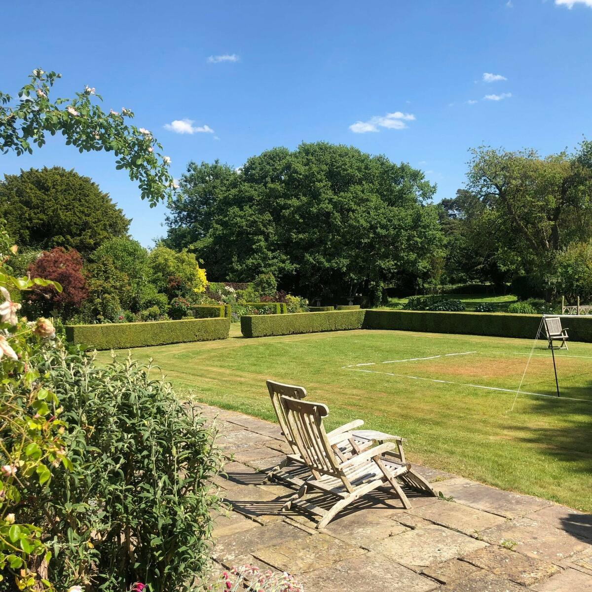 The Garden at the Vicarage