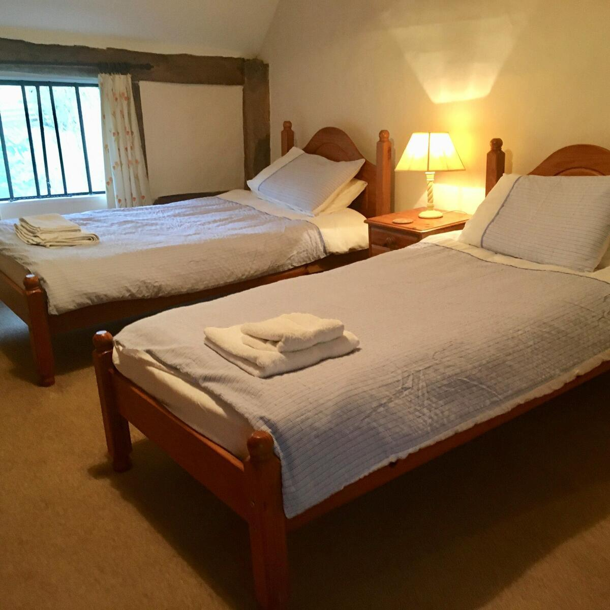 The Old Bakehouse Single Beds