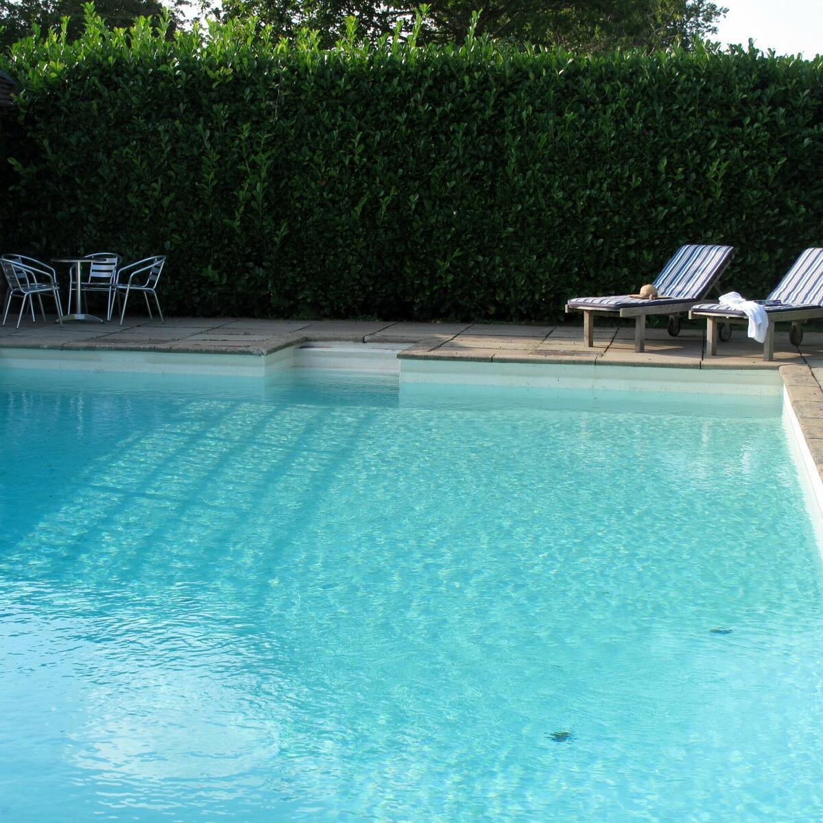 Pool Summer Months