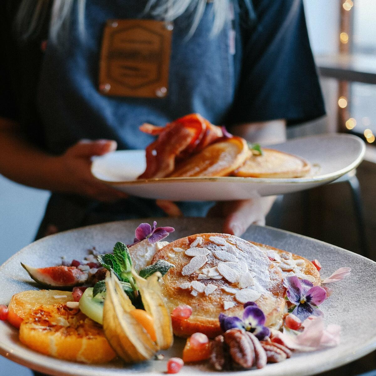 Sweet or savoury, we have brunch for everyone!