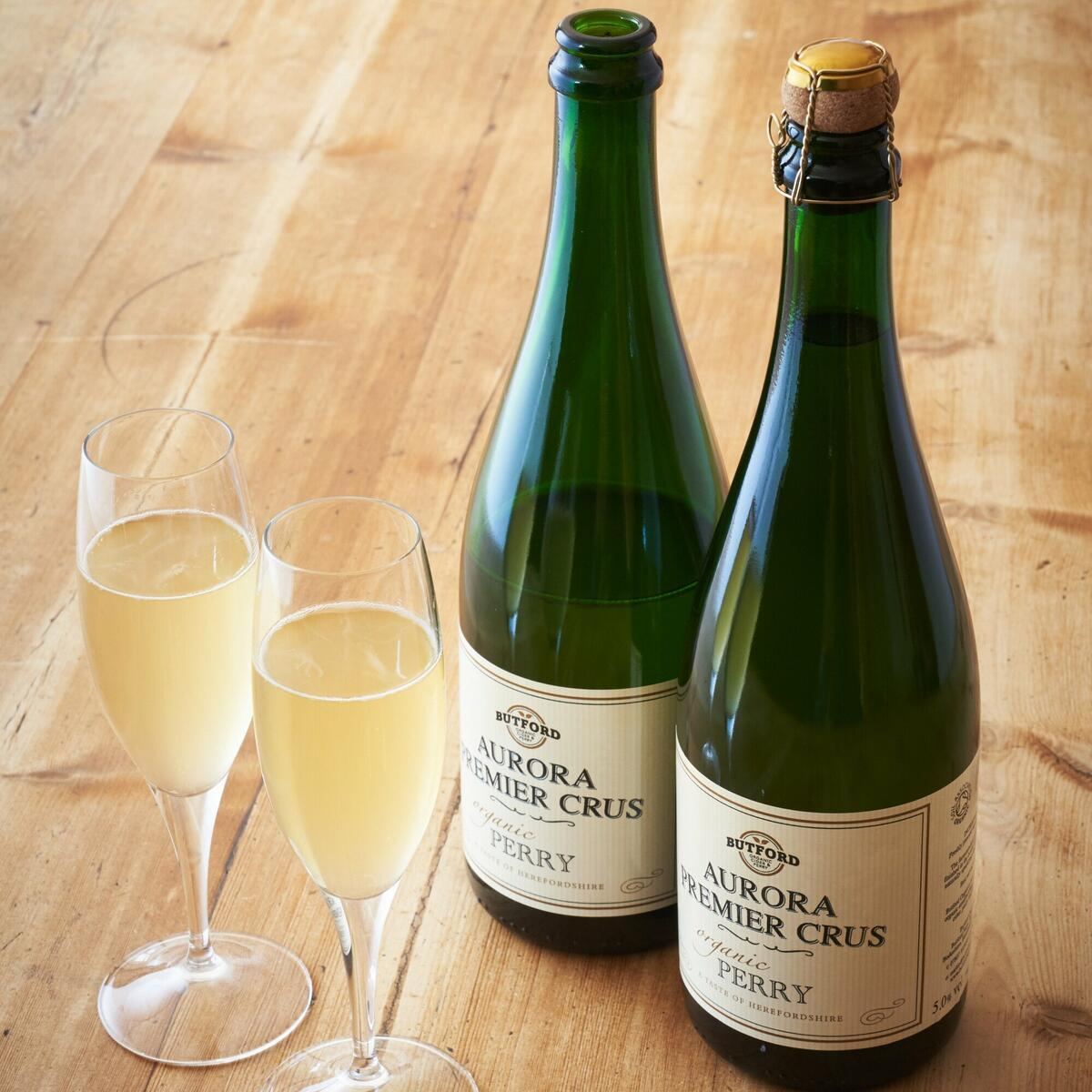 Our signature sparkling perry