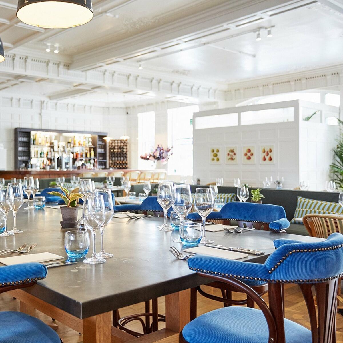 The Hereford, Our Brasserie Restaurant