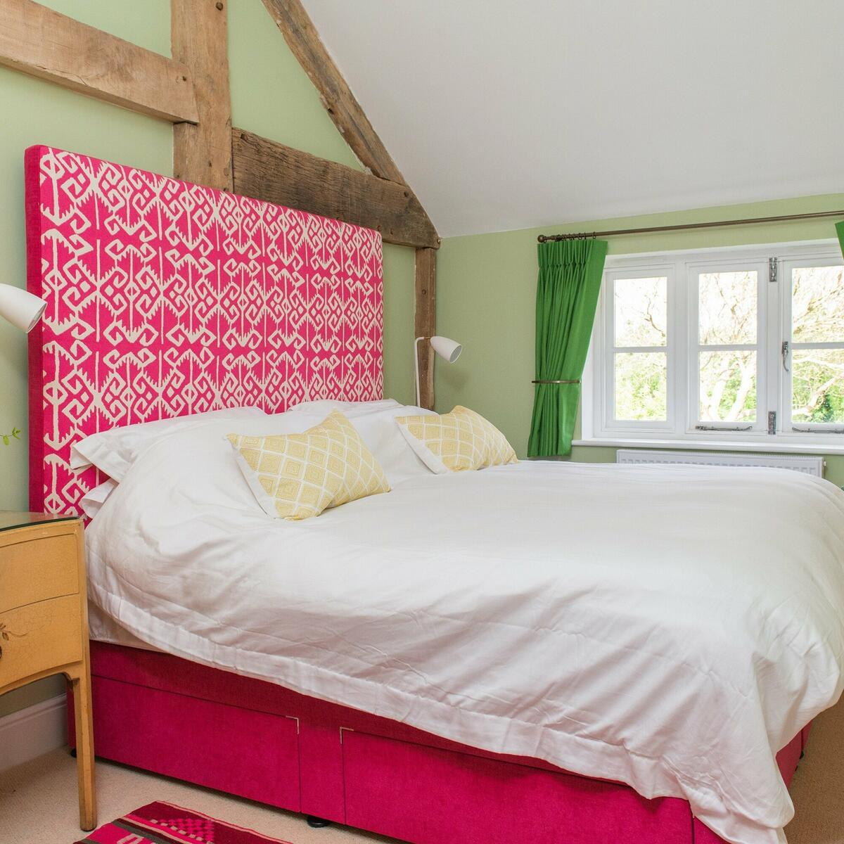 Bedroom Hayloft