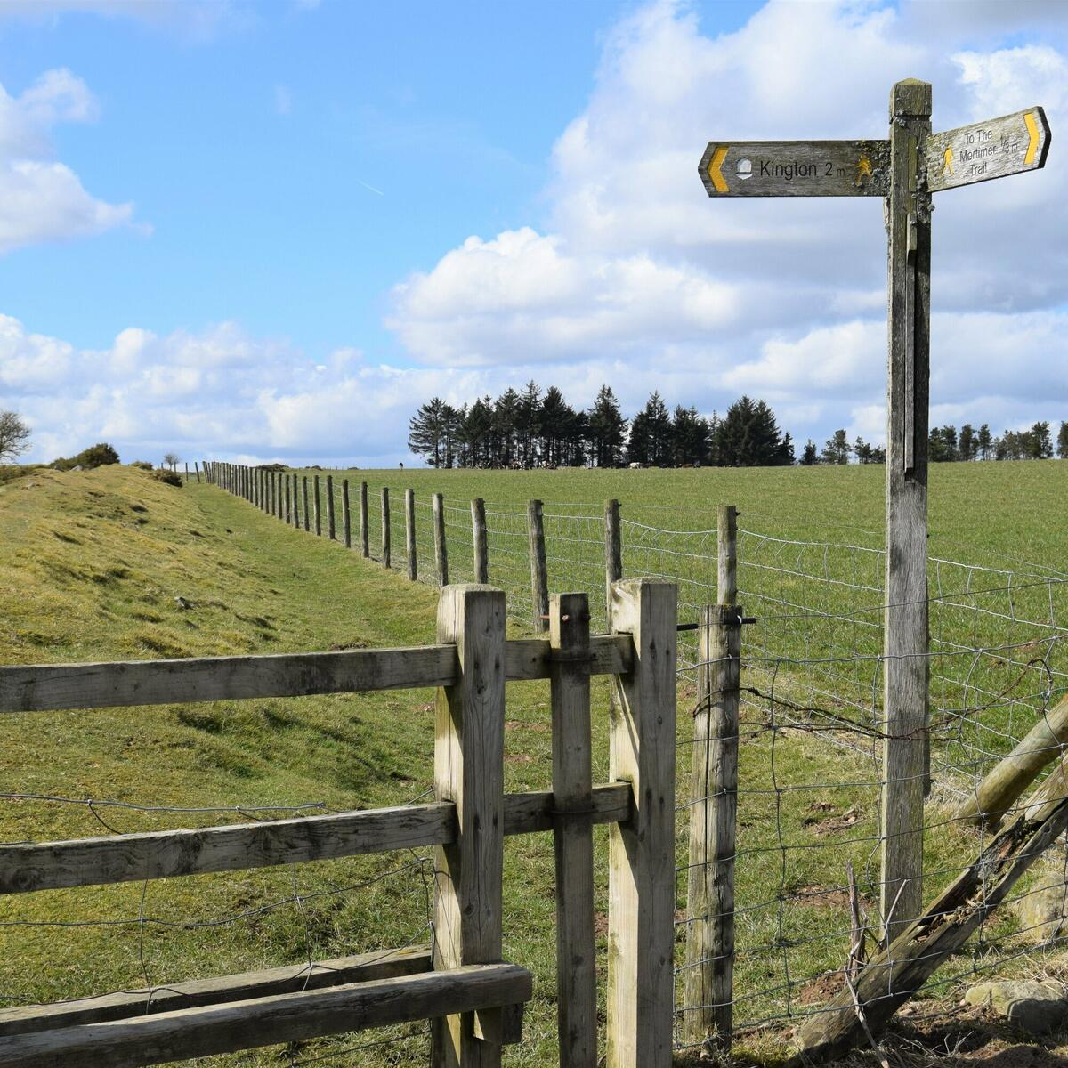 Offa's Dyke and Path
