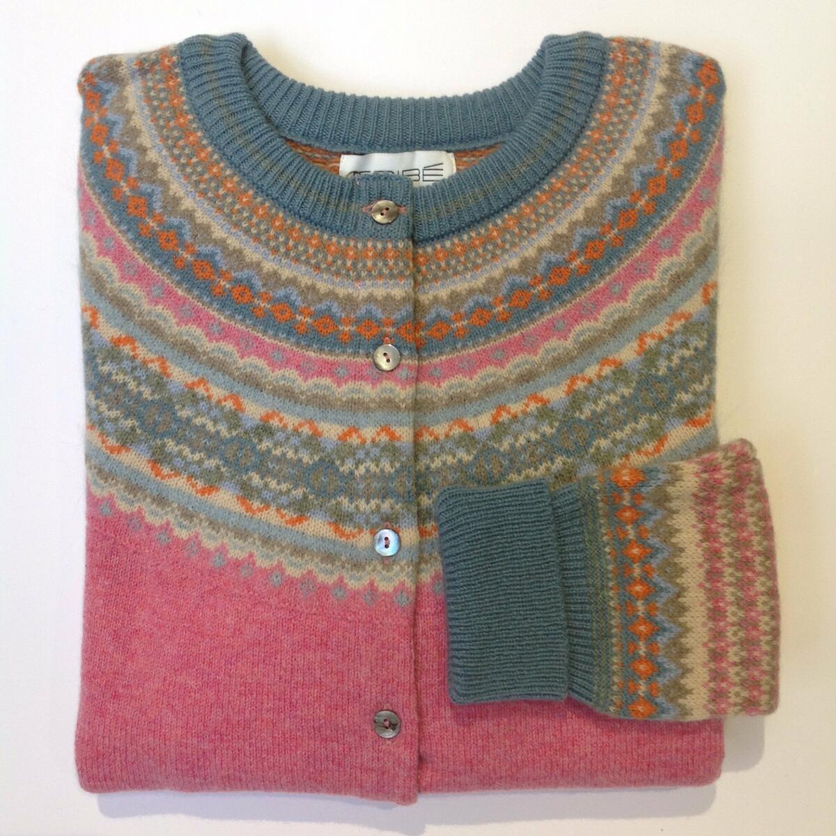 Knitwear in many designs & colours