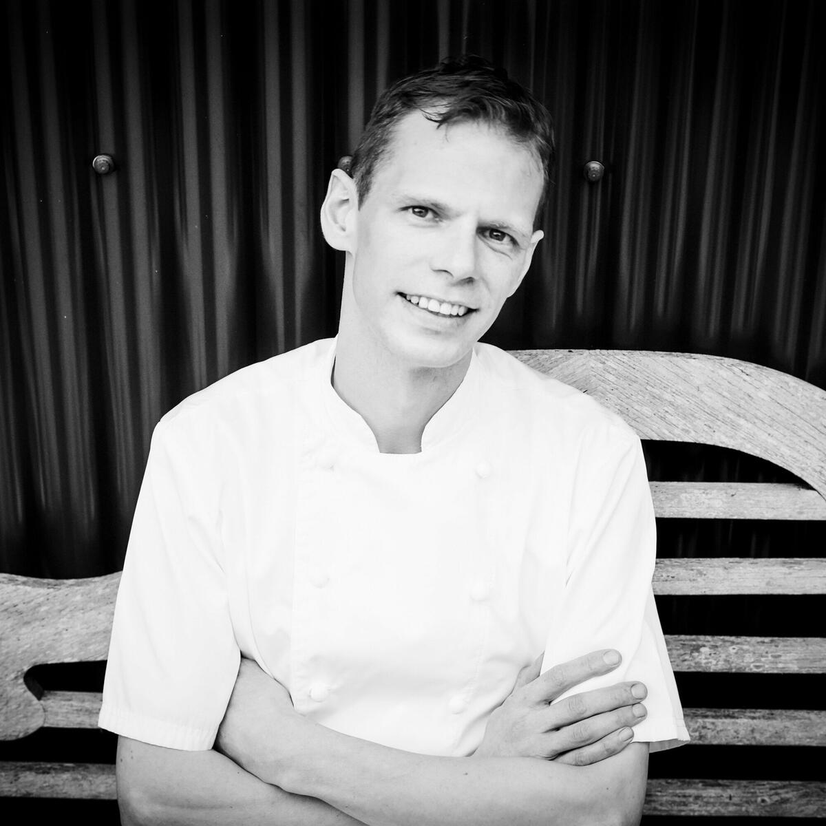 Head Chef, Chris Simpson by Jodi Hinds