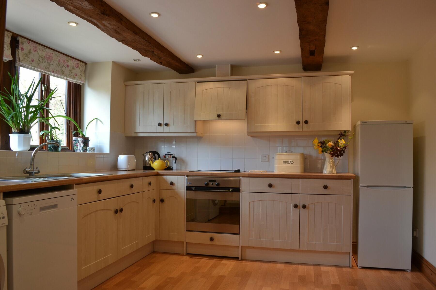 The Byre, kitchen