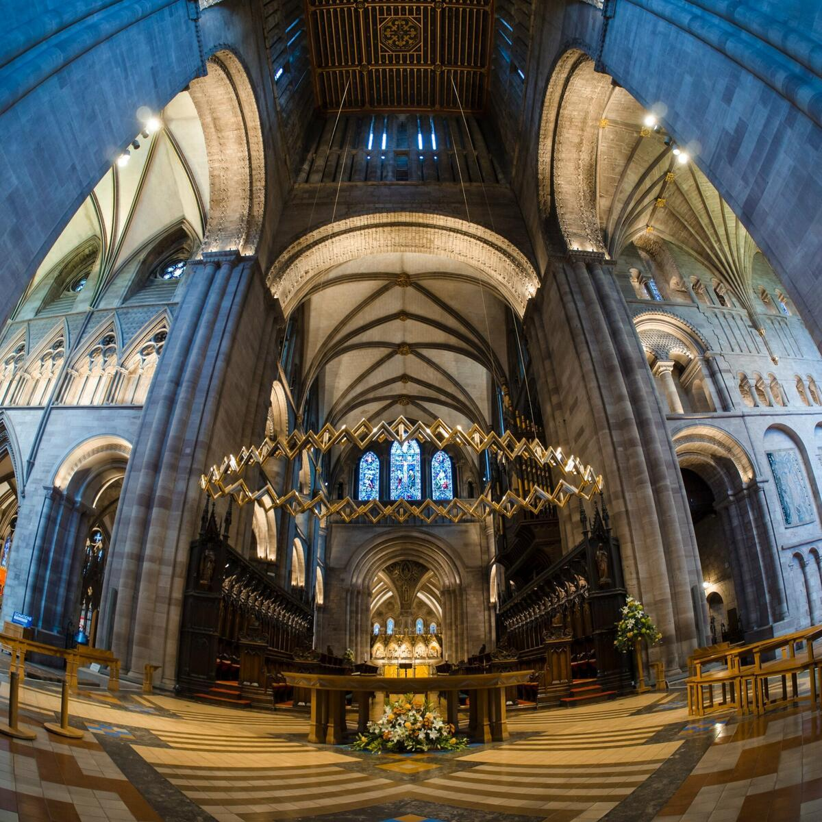 Hereford Cathedral by Ash Mills Photography