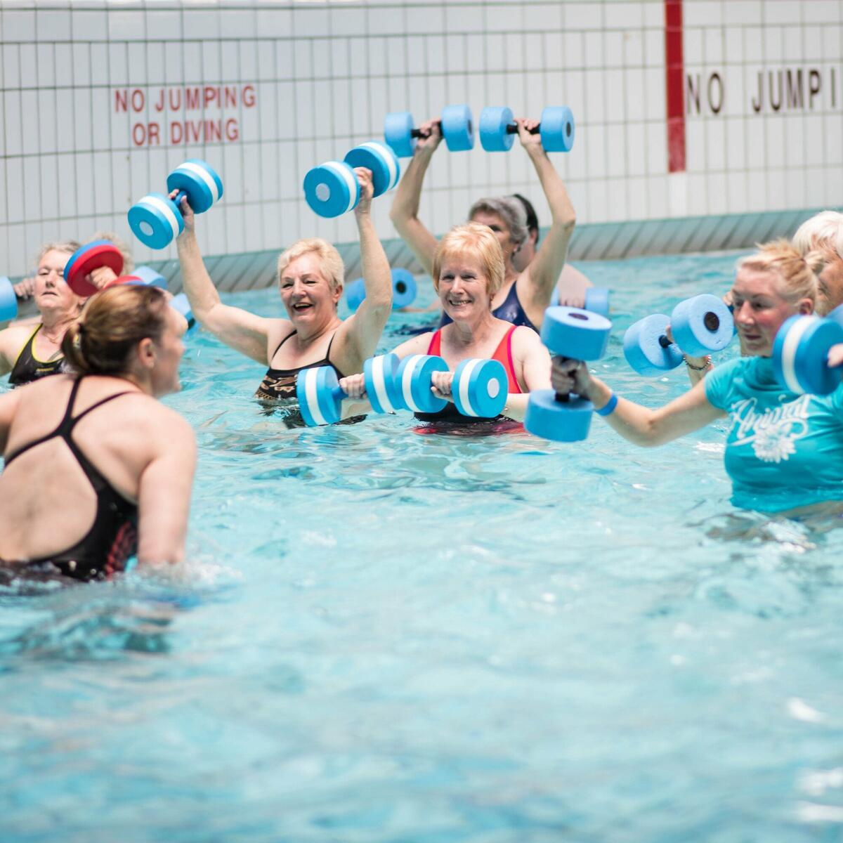 Aqua Group Exercise Classes