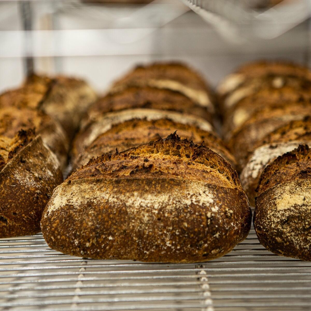 Award winning Real Bread