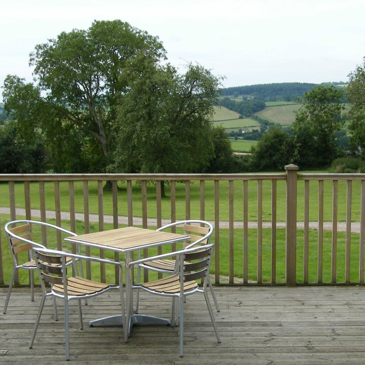 Partial Decking View