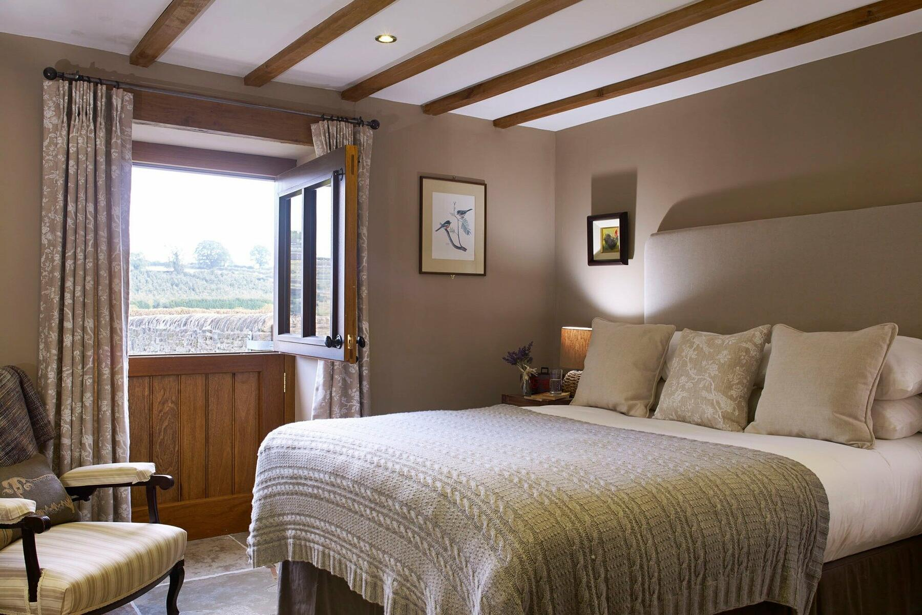 The Old Byre Bedroom 2