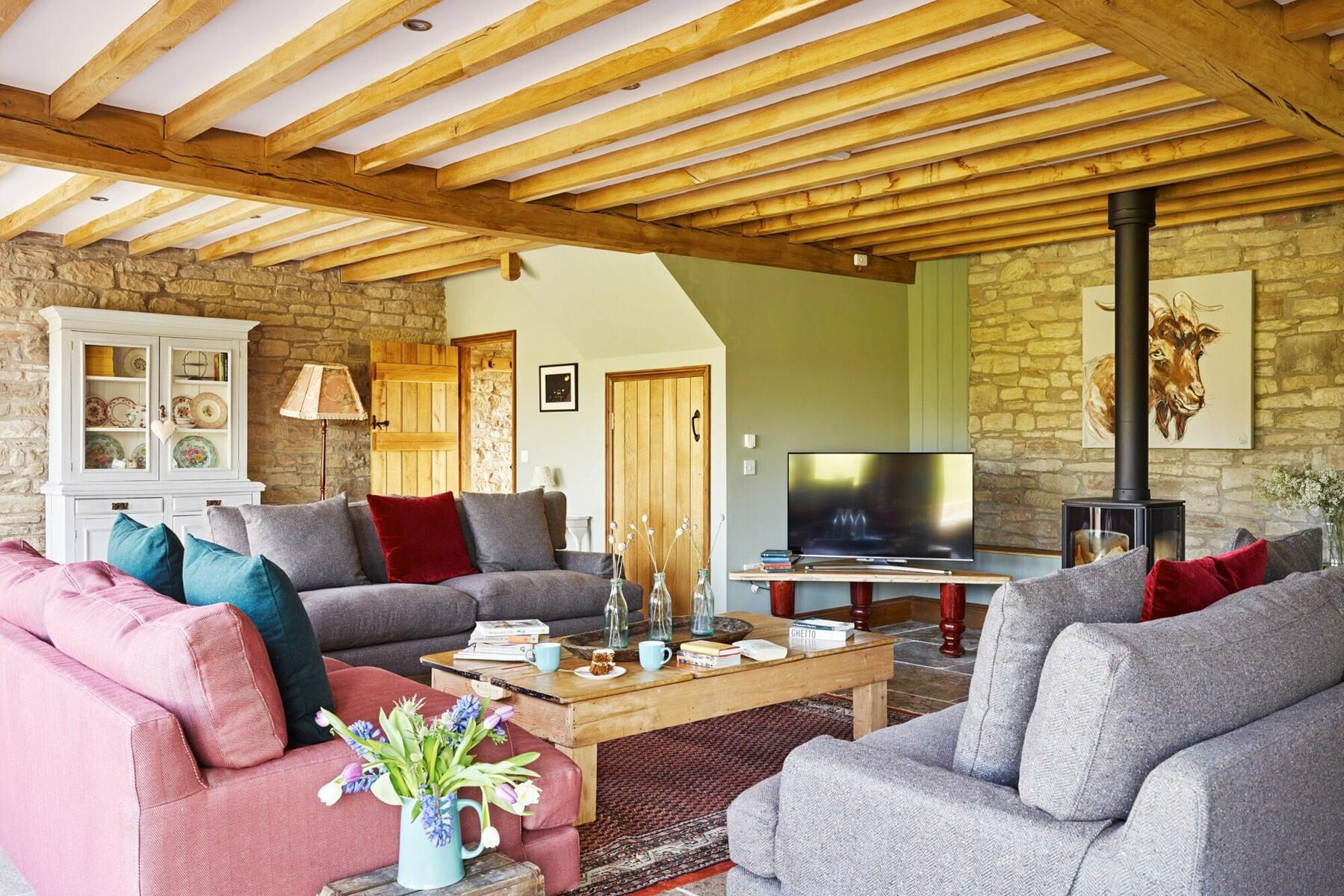 The Stables Sitting Room