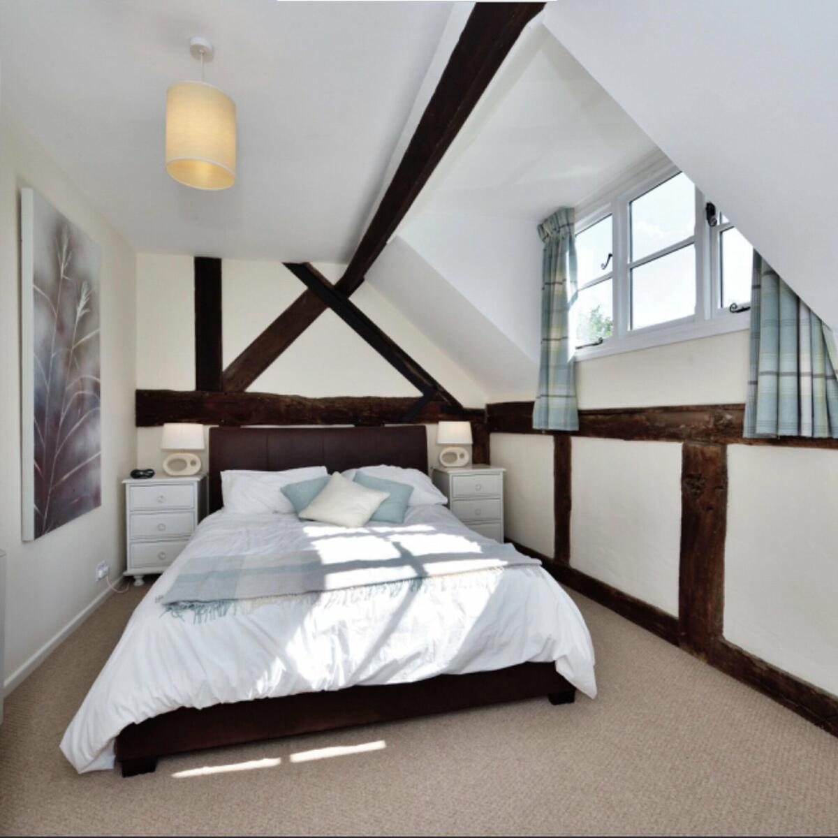 Symonds double bedroom