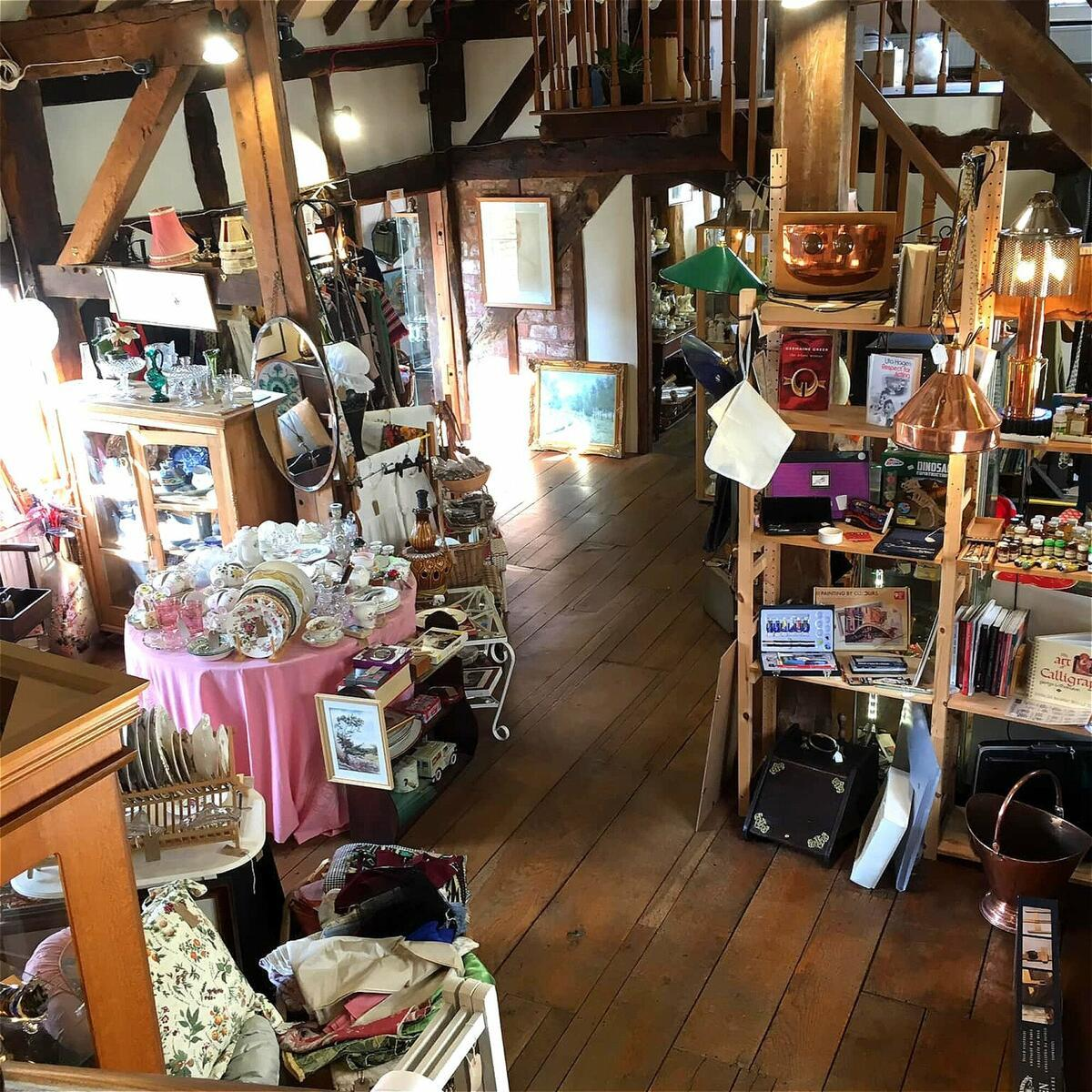 Antiques Centre Great Hall