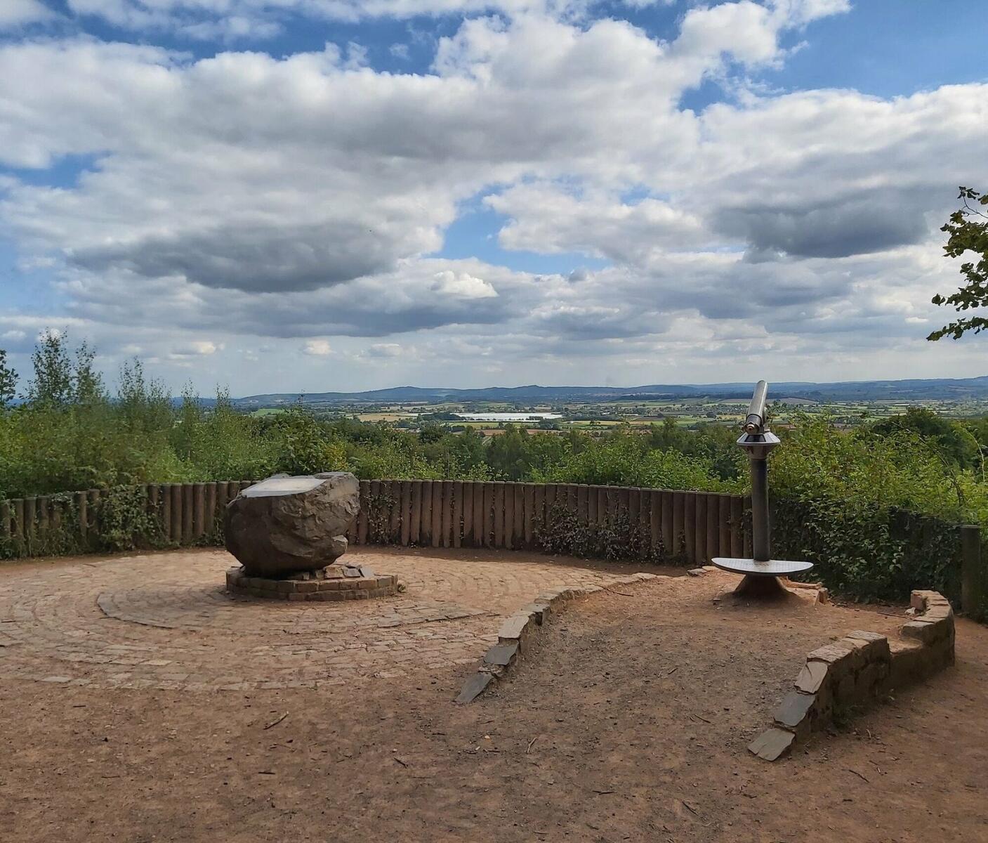 Viewpoint, Queenswood Arboretum