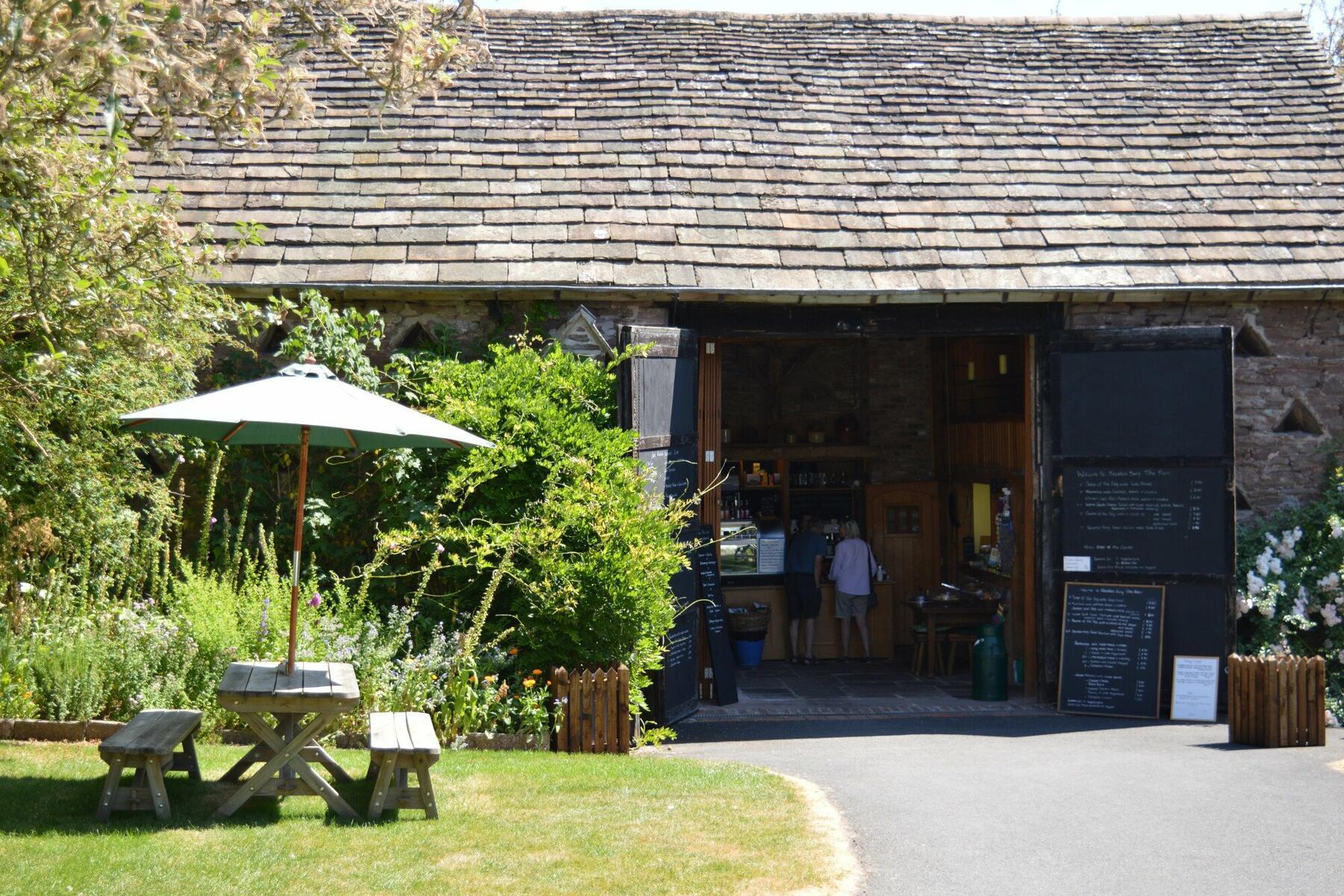 Tithe Barn Cafe