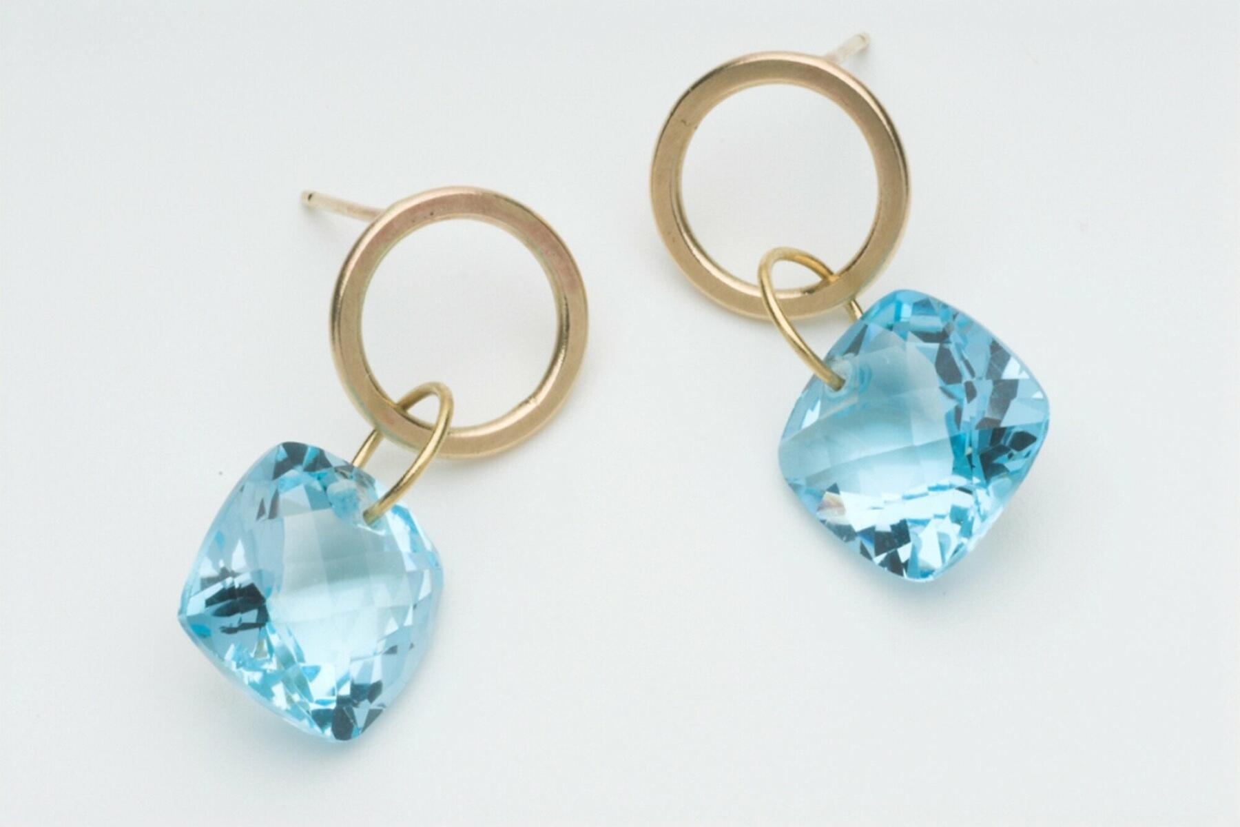 Clair Hodgson earrings