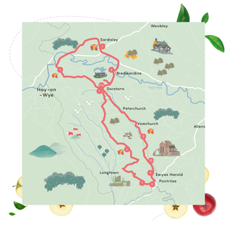 west cider circuit route