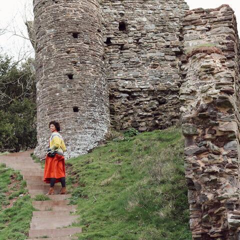 Snodhill Castle